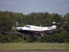 FlightAware ✈ Photo of Pilatus PC-12 (N607AH)
