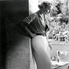 Inspiration 30's #vintagefashion #1930 #inspiration #photographique #photo #vintagephotography #woman