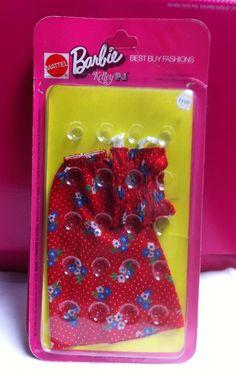 Vintage Barbie Kelley Pj Christie BEST BUY FASHION NRFB MIB MIP MOC #Barbie