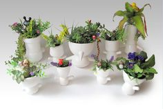 Maniaticdolls  Macetas De Ceramica diseño - Macetas - Casa - 497328