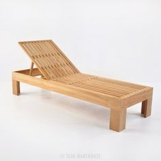 Uniquely versatile, the Palm Teak Sun Lounger can be used as a bench, a sunbed, a double sunbed and more! Comfortable Sunbrella® cushions are also available. New Furniture, Rustic Furniture, Garden Furniture, Smart Bed, Indoor Outdoor Furniture, Wooden Sofa, Sun Lounger, Inspiration, Chairs