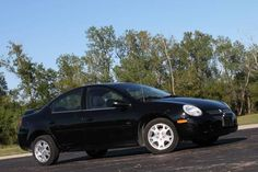 2004 Dodge Neon SXT my car :) just without my tinted windows!