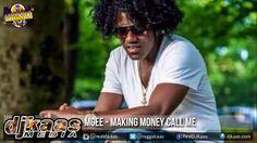 MGee - Making Money Call Me ▶Bad Up Riddim ▶LockeCity Music ▶Dancehall 2015