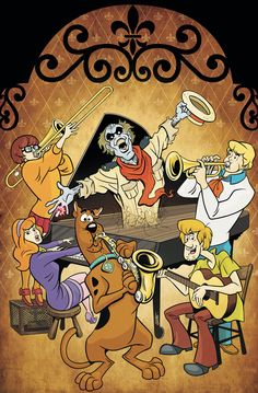 scooby doo | Scooby-Doo: Where Are You? Vol 1 30 - DC Comics Database