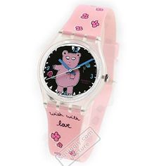 Swatch Piggy-The-Bear GK367 - 2002 Spring Summer Collection   GOT IT