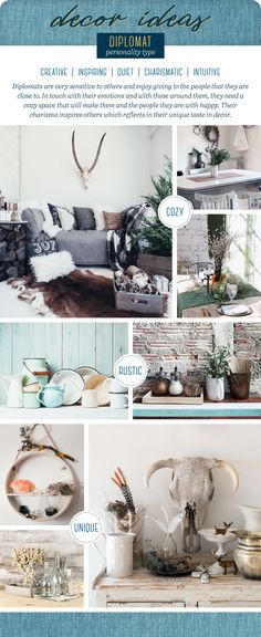 Decorating Ideas For Different Personality Types