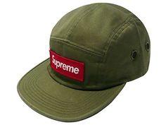 """上品スタイルは要""""ハズし""""supremeのcamp capで作る大人ストリート"""