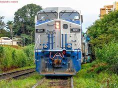 Locomotiva GE AC 44i 8291