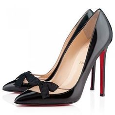 Buy Christian Louboutin Love Me Pumps Black Cheap from Reliable Christian Louboutin Love Me Pumps Black Cheap suppliers.Find Quality Christian Louboutin Love Me Pumps Black Cheap and more on Footlocker. Pretty Shoes, Beautiful Shoes, Cute Shoes, Me Too Shoes, Zapatos Shoes, Shoes Heels, Patent Shoes, Bow Shoes, Christian Louboutin Outlet