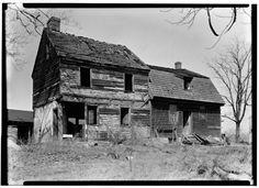 Charleston, Rodman-Creely House  - HABS