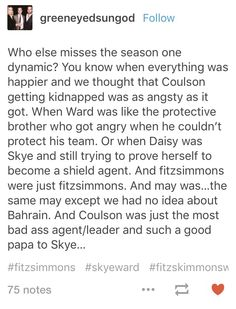 5 seasons later and Coulson still is a good Papa to Skye/Daisy Shield Season 5, Agents Of Shield Seasons, Marvels Agents Of Shield, Disney Marvel, Marvel Dc, Fitz And Simmons, Marvel Memes, Marvel Cinematic Universe, Fandoms