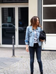 blogger berlin streetstyle all denim levis style spring ootd magazine stylebook lookbook blogstars stylight blogwalk