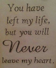 Missing you so much. Shaun you will never leave my heart.