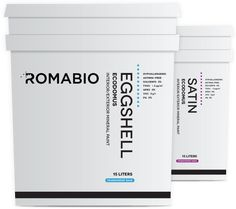 ROMABIO manufactures mineral based interior and exterior paints & plasters, the healthy alternative to acrylic, zero VOC, ultra low TVOC, toxin-free …