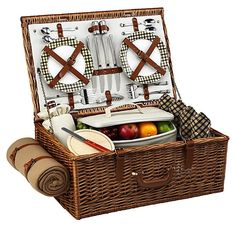 One Kings Lane - A Day in the Park - Dorset Basket