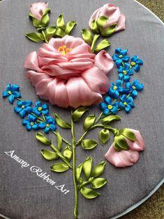 Amany Ribbon Art