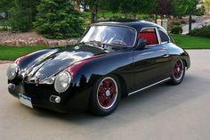 1958 Porsche 356A Outlaw Coupe