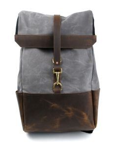 d'emploi — Roll Top Backpack