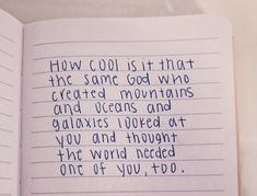 This is so important to think about!❤️❤️ Thank you Lord! Motivacional Quotes, Bible Verses Quotes, Jesus Quotes, Cute Quotes, Faith Quotes, Scriptures, Godly Quotes, Cool Words, Wise Words