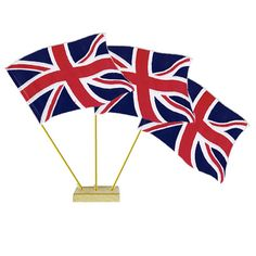 British Union Jack Uk Triangle Bunting Flags Great Britain GB Party Sports 50ft
