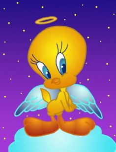tweety angel pictures | Tweety Bird Angel by allkawaii on deviantART
