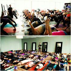 The Mat #yoga #dallas #yeahdave