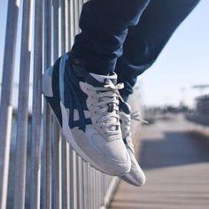 RONNIE FIEG × ASICS GEL SIGHT WEST COAST PROJECT #sneaker