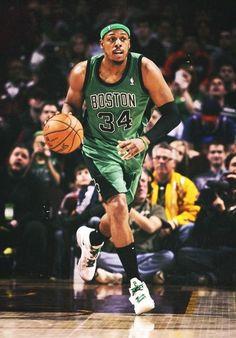 42823947 Smokin' on that headband, call the shit that #paulpierce Celtics  Basketball, I