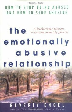 patricia evansbook the verbally abusive relationship