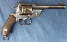 Revolver de Marine M/1891
