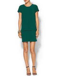 $79 // emerald green dress
