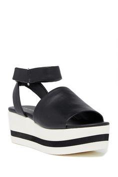 965dc43d2b5 Image of Via Spiga Nirvelli Ankle Strap Platform Sandal