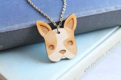 Hey, I found this really awesome Etsy listing at http://www.etsy.com/listing/119955268/wooden-french-bulldog-necklace-frenchie