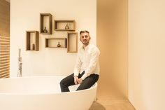 - das gesicht von - objekt 13 Innenarchitekur - Bath Caddy, Bathroom, Face, Washroom, Full Bath, Bath, Bathrooms