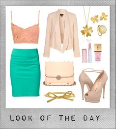"""Look Of The Day #06"" by jyoti-shridhar on Polyvore"