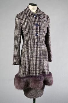 CARVEN Haute Couture ENSEMBLE