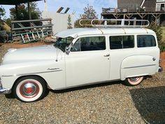 1952 Plymouth Suburban Wagon