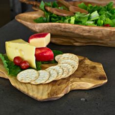 Root Wood Cheese Board  $25.00  Reclaimed Shan Mu fir roots find new life in our Root Wood Cheese Board. Skilled artisans hand carve each pi...