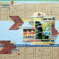 A Project by MelBlackburn from our Scrapbooking Gallery originally submitted 01/17/13 at 09:01 PM