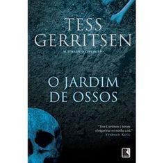 Livro - Jardim de Ossos, O