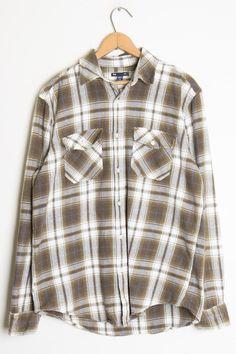 216f024ddb346 Vintage Flannel Shirt 269. Ragstock