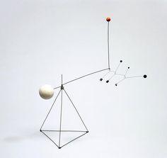 b22-design:  Alexander Calder - 'Small Feathers' - 1931 Calder Foundation - New York