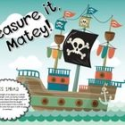 This center requires your students to use non-standard units of measurement to measure pirate themed objects.  It includes a recording sheet for as...