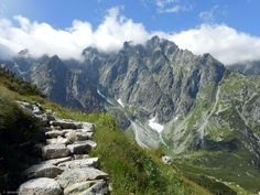 Słowackie Tatry Wysokie: Dolina Litworowa