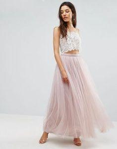Little Mistress | Little Mistress Maxi Tulle Skirt