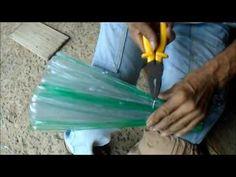 Como fazer um filetador para garrafa pet - YouTube