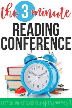 Don& let your readers get lost in the data. Tips for how to spend just three minutes conferencing with your students to learn what they& doing as readers. Reading Lessons, Reading Resources, Reading Strategies, Reading Skills, Teaching Reading, Guided Reading, Reading Comprehension, Reading Process, Reading Aloud