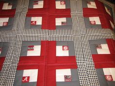 Alabama homemade quilt by KampsKreations on Etsy, $375.00