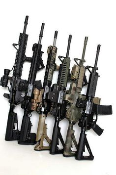 Bag full of guns M4a1 Rifle, Assault Rifle, Airsoft, Weapons Guns, Guns And Ammo, M4 Carbine, Survival, Tactical Rifles, By Any Means Necessary