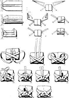 hakama folding